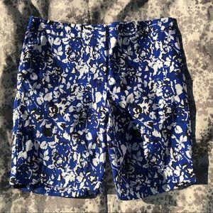 New Mario Serrani Italy Shorts Stretch Size 10